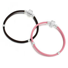 15x Wholesale Leather Bracelets Fit Charms Beads 150707