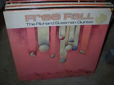 RICHARD SUUSMAN free fall ( jazz ) - SEALED -