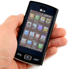 LG Viewty Gm360  Black Unlocked Gsm Quadband,5 Mpcamera,Touch Screen Cell Phone
