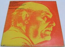 Solti Chicago Sym Orch BEETHOVEN SYMPHONY NO. 9 MEGA RARE Limited edition