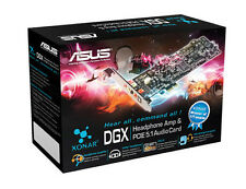 ASUS PCI Express (Xonar DGX) Sound Card
