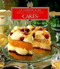 Cakes (Le Cordon Bleu Home Collection)