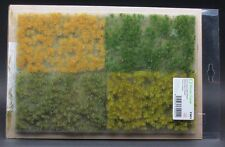 Model Scene F901 - Grass Tufts 4 Colours diorama scenery