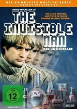 DVD Der Unsichtbare The Invisible Man Die komplette Serie Fsk 12