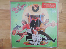 A Christmas Story Advent Calendar Count Down to Christmas Day