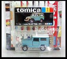 TOMICA BLACK BOX 2 TOYOTA LAND CRUISER 1/60 TOMY DIECAST CAR NEW