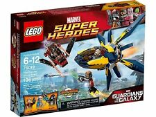 LEGO 76019 - Marvel Super Heroes Guardians of the Galaxy Starblaster Showdown