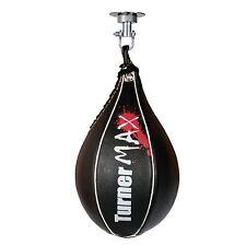 TurnerMAX FITNESS KICK BOXING Training Velocità Cuscinetto A Sfere Girevole pera forma MMA