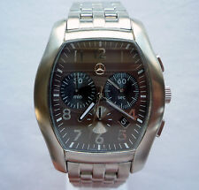 Mercedes Benz Mens Classic Collection Business Swiss Made Chronograph Watch
