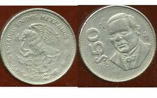 MEXIQUE  50 pesos 1985
