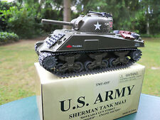 VEHICULE MILITAIRE 1/32  CHAR SHERMAN BRUITAGES SONORE MINT BOX