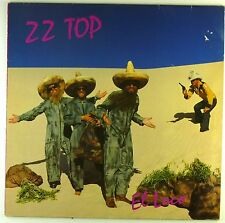 """12"""" LP - ZZ Top - El Loco - A3494 - washed & cleaned"""