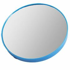 Mirror with10X magnifying suction cup portable to carry LW