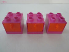 Lego Duplo House Furniture Cabinets Drawers Lot Set    NEW   LAST SET