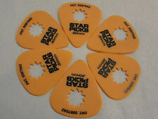 EVERLY STAR GRIP PICKS .60 MM GUITAR PICKS MADE IN THE USA 6 PICKS