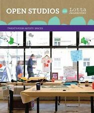 Open Studios with Lotta Jansdotter: Twenty-Four Artists' Spaces-ExLibrary