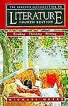 The Bedford Introduction to Literature, Michael Meyer, Good Book