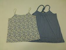 2 Old Navy Bluenotes Womens Size M-L Tank Top Shirt Lot Great Condition