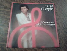 45 tours pino d'angio julius caesar plum cake dance