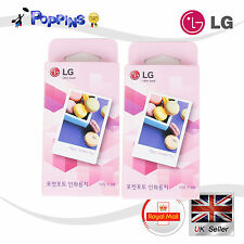 6X 10 Sheets LG Print Paper Film ZINK for Pocket Photo PD221 PD233 PD239 PD251