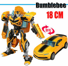 "High Quality Transformers 4 Age Of Extinction DELUXE Bumblebee 6"" Action Figure"