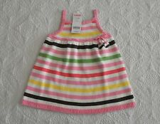 NWT Gymboree ~Tea for Two~Striped Cupcake Sweater Jumper Dress 12-18 Months