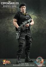 Masterpiece 1/6 Scale Sylvester Stallone as Barney Ross Hot Toys Used