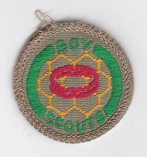 1960's AUSTRALIA / AUSTRALIAN SCOUTS - BOY SCOUT SMALLHOLDER Proficiency Badge