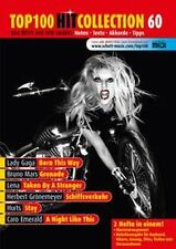 TOP 100 HIT COLLECTION Nr.60 SONGBOOK Lady Gaga 978-3-7957-9032-5