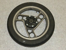 YAMAHA XJ 600 51J 1987 HINTERRAD RAD FELGE HINTEN REAR WHEEL RIM MT 2.50X18