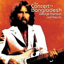 GEORGE HARRISON AND FRIENDS The Concert For Bangladesh Remixed Deluxe 2CD NEW