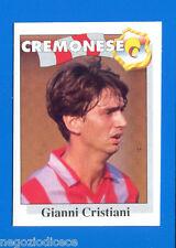 CALCIO FLASH '95 Lampo - Figurina-Sticker n. 67 - CRISTIANI - CREMONESE -New