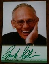"FRANK GORSHIN ""THE RIDDLER"" OFFICIAL AUTOGRAPH SERIES CARD 2003 FREE SHIPPING!!"