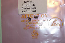 BPW34 High Speed visible light Photo Diode Photodiode x Qty. 2 NEW