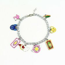 Anime Card Captor Sakura Sakura Kinomoto Bird Wand Clow Card Bracelet Cosplay