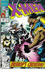 UNCANNY X-MEN 283...NM-...1991...2nd App Bishop!...John Byrne...Bargain!