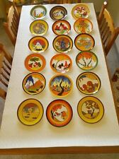 Wedgewood Clarice Cliff plates