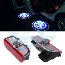 2x Car Door Led Welcome Laser Projector Logo Shadow Light for VW CC Golf Passat