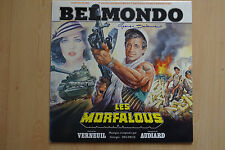 "Les Morfalous ""Georges Delerue"" Autogramm signed LP-Cover ""Soundtrack"" Vinyl"