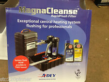 ADEY MACK01  MAGNACLEANSE RAPID FLUSHING FILTER KIT COMPLETE  NEW