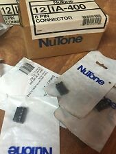 Nutone Intercom IA-400 Ribbon Cable Clip for flat wire IW6R 6-Pin Connector