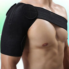 1pc Adjustable Shoulder Support Brace Strap Compression Bandage Wrap Protection