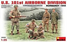 MIN35089 - Miniart 1:35 - US 101st Airborne Division (Normandy 1944)