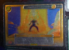 DRAGON BALL Z TCG DBZ PANINI CARD CARDDASS PRISM CARTE S26 NM RARE