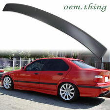 BMW 3ER E36 4D SEDAN A TYPE REAR ROOF SPOILER WING 1998 325i M3 *