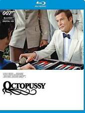007 Octopussy NEW Blu-ray disc/case/cover only -no digital copy