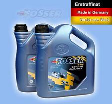 Fosser Vollsynthetisches SYN 75W-90 GL 5 / GL4 Getriebeöl MB,MAN, Skania 4 Liter