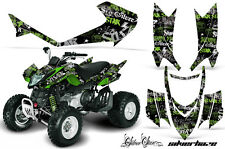 Arctic Cat AMR Racing Graphics Sticker Kits ATV DVX 400/300 Decals DVX400 HAZE G