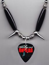 Hollywood Undead Skyline Guitar Pick Necklace #2