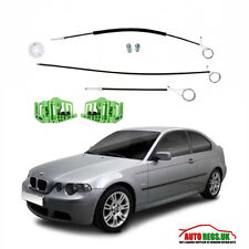 BMW 3 SERIES COMPACT E46 ELECTRIC WINDOW REGULATOR REPAIR KIT FRONT LEFT NEW